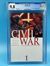 Civil War #1 CGC 9.8 2006