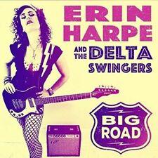 Big Road - Erin & The Delta Swingers Harpe Compact Disc
