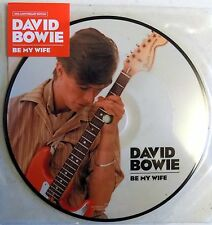 """David Bowie - Be My Wife - 2017 - UK - 7"""" Picture Disc - NEW"""