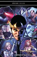 Asgardians of the Galaxy #5 Stan Lee Tribute Marvel Comic 2019 1st Print NM