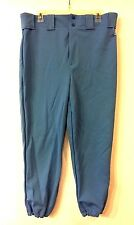 Vintage New Deadstock 70's Bike Baseball Pants Large Light Blue Usa Made