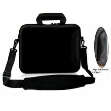 "17"" 17.3"" Laptop Sleeve Case Bag Shoulder Strap for Alienware M17X Dell HP"