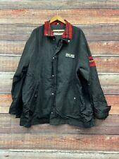 VTG Karl Kani Outerwear Jacket XXL Windbreaker Black