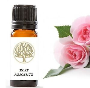 Highly concentrated Rose Absolute Oil For Skincare, Massage Oils and Diffusing