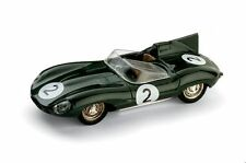 Jaguar D Type Biposto Le Mans 1956 #2 1:43 1987 Model R150B BRUMM