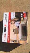 New! Canon - Pixma Ts3322 Wireless All-In-One Printer White New In Box Free Ink