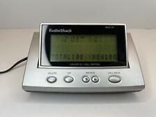 Radio Shack Advanced Caller ID Box Call Waiting Display 43-3903 ID Box