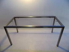 Tischgestell,Edelstahl,breit 1,60m, Tischbeine,Arbeitstisch,Tisch,Beine,Gestell