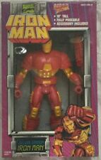 "Iron Man 10"" Fully Poseable Deluxe Edition Figure.Item No.46601"