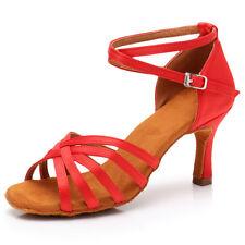 Ballroom heeled Latin Dance Shoes for Women/Ladies/Girls/Tango&Salsa/5CM and 7CM