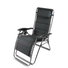 Kampa Opulence Firenze Relaxer Garden Camping Caravan Chair FT0310