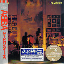 The Visitors [12/2] by ABBA (CD, Dec-2016)