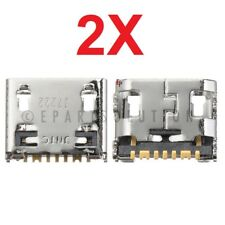 2X Samsung Galaxy Tab A T550 T555 P550 USB Charger Charging Port Dock Connector