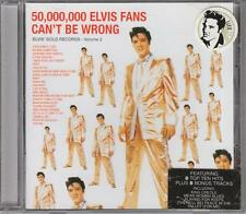 ELVIS PRESLEY CD 50000000 ELVIS FANS