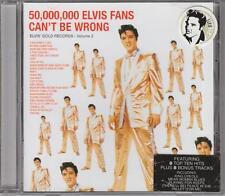 Elvis PRESLEY CD 50000000 Elvis tifosi
