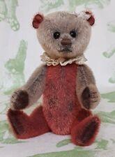 Petsy by Anna Dazumal - Anja Meier - handmade artist teddy bear - OOAK