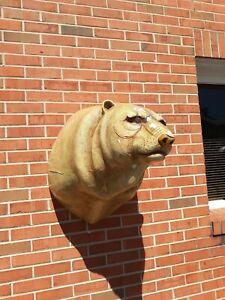 sergio bustamante paper mache Bear 7/100 Limited Edition