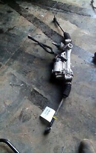2015-2016 Dodge Charger Steering Gear Power Rack And Pinion Opt SDC RWD