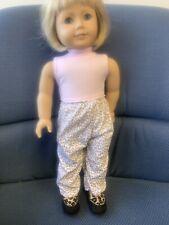 18� Doll Clothes. Top Pants Shoes
