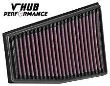 K&N AIR FILTER 33-3032 AUDI A4/S4 4.2 RS4 RHD 2012-2014