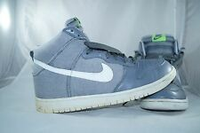 Nike Air Dunk High Gr:45 Grau Basketball Mid High Tops