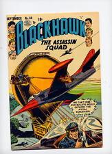 Blackhawk #68, 1953 Quality Comics