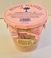 Charleston Market Benne Wafers Cookies Sweet and Savory Family Snack - Fresh