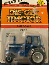 1/64 Ertl Ford TW 20 White Stripe Tractor #1621