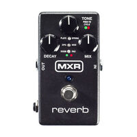 Used MXR M300 Reverb Guitar Effects Pedal w/ Power Supply