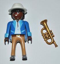 Series 12-H2 Louis Armstrong playmobil,serie,9241,trumpeteer,jazz,trompetero
