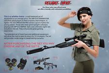 Laser Tag Commercial New Business Pkg 12 Laser Guns 12 Smart Headbands Equipment