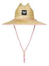 Roxy Junior's Tomboy Straw Hat, Lark, Small/Medium