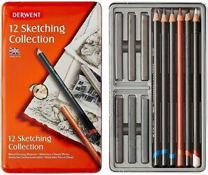 Derwent Disegno Collection 12