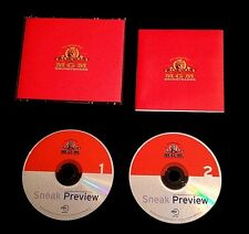 1997 FRANK ZAPPA  MGM PROMO 2 CD FAT BOX 200 MOTELS OCTOPUSSY CARRIE NED KELLY