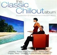 THE CLASSIC CHILLOUT ALBUM various artists (2X CD compilation) downtempo ambient