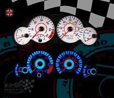 PEUGEOT 206 2.0 HDI Diesel Speedo Cruscotto Interni CUSTOM LAMPADINA kit di aggiornamento