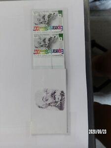 "2006 Israel stamps ""Esperanto 1887-2007"" Booklet, MNH Ex"