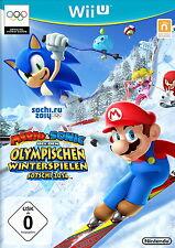 Mario & Sonic bei den Olympischen Winterspielen: Sotschi 2014 Wii U