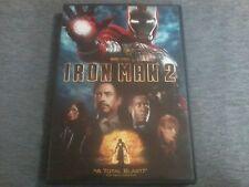 THE IRON MAN 2 - DVD Robert Downey Jr / Gwyneth Paltrow