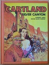 Jonathan Cartland (fragmento) #7 HC Silver Canyon Limousine Hardcover m. Blanc-Dumont