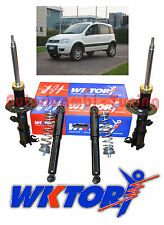 KIT RIALZO COMPLETO WKTORY +2,8cm FIAT PANDA SECONDA SERIE 4X4 DAL 2003 AL 2012