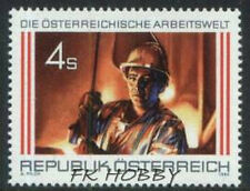 Austria 1986 Mi 1872 ** Hutnik
