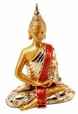 BUDDHA THAI BUDDHA TREASURED TRINKET BOX, GIFT ORNAMENT, COLLECTABLE