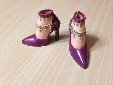 Barbie My Scene Lindsay Lohan Doll's High Heel Glam Fashionista Point Toe Shoes