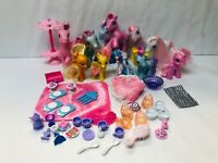 My Little Pony G3 Toy Lot with Accessories