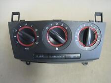 Mazda 3 Klimaanlage Bedienteil Baujahr 2004