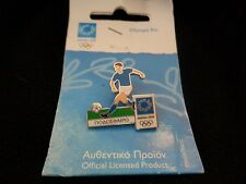 GREECE -ATHENS 2004  OLYMPIC GAME  PIN FOOTBALL