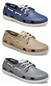 Crocs Men's Classic Boat Shoes - 206338-2U6