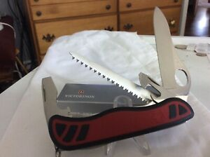 VICTORINOX FORESTER M GRIP 0.8361.MC - SWISS ARMY POCKET KNIFE