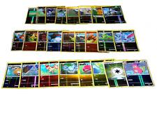 POKEMON 25 REVERSE FOIL CARDS! ALL HOLO, NO DUPLICATES!
